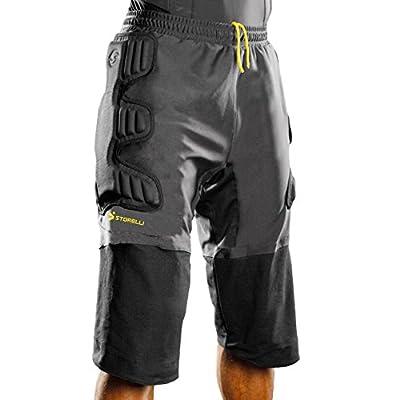 Storelli Sports BodyShield Ultimate Protection 3/4 GK Pants