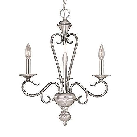Amazon.com: Millennium iluminación 513 Devonshire 3 luz ...