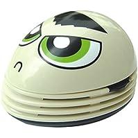 TOOGOO(R)Mini Vacuum Cleaner Dust Electronic Desktop Design Pattern Cool Docin