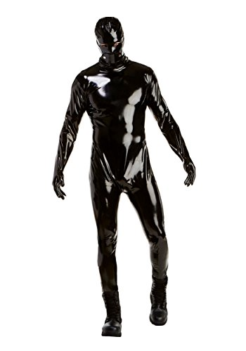 Classic Horror Halloween Costumes (American Horror Story Rubber Man Classic Mens Costume Medium)