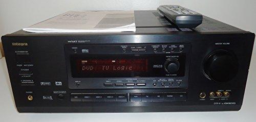 Onkyo Integra DTR-6 WRAT Wide Range Amplifier Technology AV