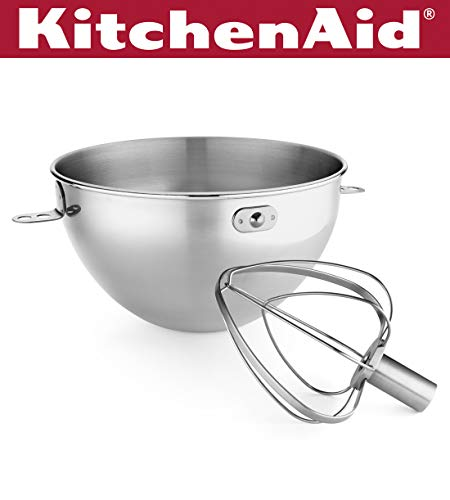 kitchen aid 6qt mixer bowl - 7
