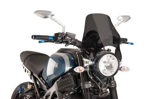 G/én/érique Puig 0869F1011 Pare-Brise Naked pour p.ex Fum� Fonc� Set BMW R 850 R R21