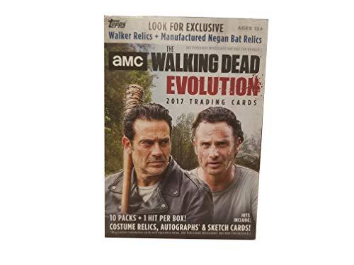 Topps Cards Walking Dead Evolution Value Box