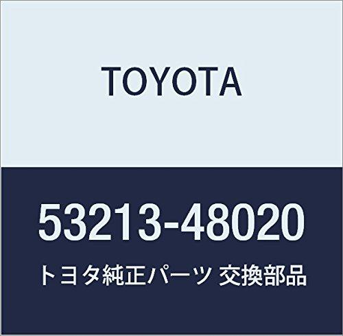 Genuine Toyota (53213-48020) Radiator Support, Upper