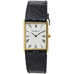 Jaeger LeCoultre Vintage Collection Quartz Male Watch 140.109.1N (Certified Pre-Owned)