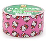 Duck Brand 1.88-inch By 10-yards Hello Kitty Duct Tape