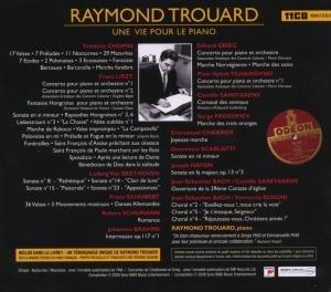 Raymond Trouard: Une Vie Pour Le Piano by 84