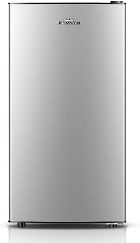 JLFTF Beverage Refrigerator Mini Refrigerator Small Compact Under Counter Refrigerator Mini Fridge for Bedroom for Fridge Freezer Cooler Unit for Dorm Or Apartment with