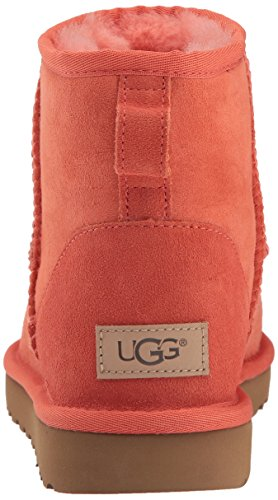 Mini Classic Women's Winter II UGG Vibrant Coral Boot wSEBx88