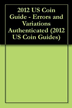 2012 US Error Coins (2012 US Coin Guides) by [McDonald, Derek]