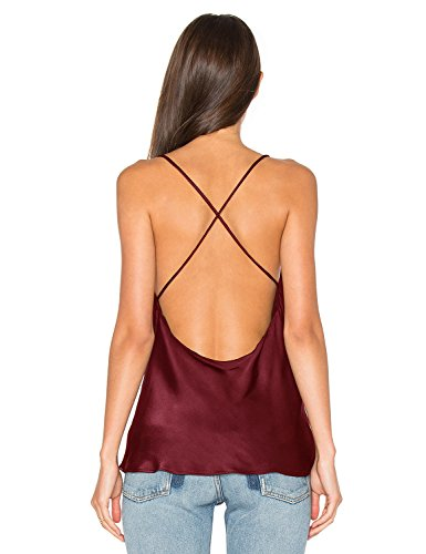 Blooming Jelly Womens Camisole Spaghetti