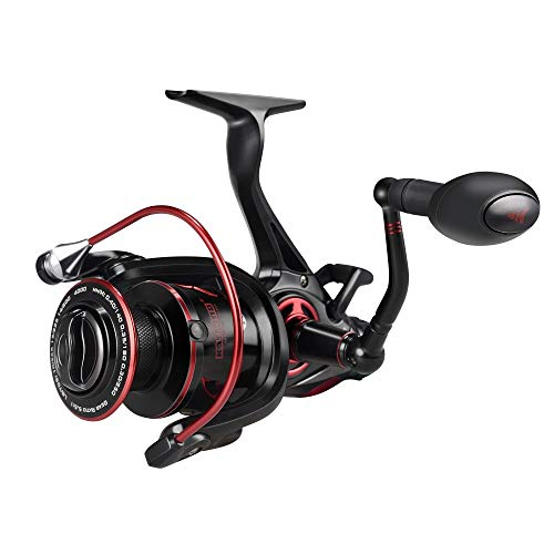 Sharky Baitfeeder,Smooth Freshwater, Spinning Reel, used for sale  Delivered anywhere in Canada