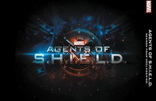 Marvel's Agents of S.H.I.E.L.D.: Season Four Declassified [Troy Benjamin] (Tapa Dura)