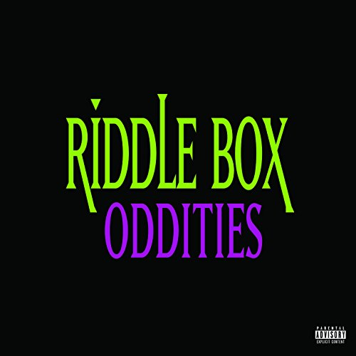 Joker's Gallery EP Intro [Explicit] ((Later Changed to Riddle Box ()