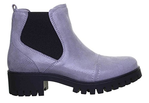 Gris Boot de Mujer 5200 Color Talla 5 35 CD141 Botines Chelsea Piel Justin Reece XB EPqw1RZ