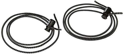Profile Design Race Laces with Locks, Black