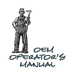Operator's Manual - 235, New, Case IH