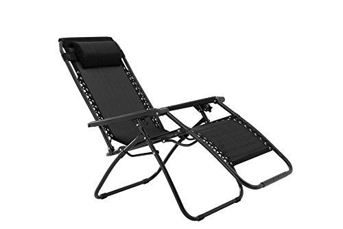 Zero Gravity Chair-Black