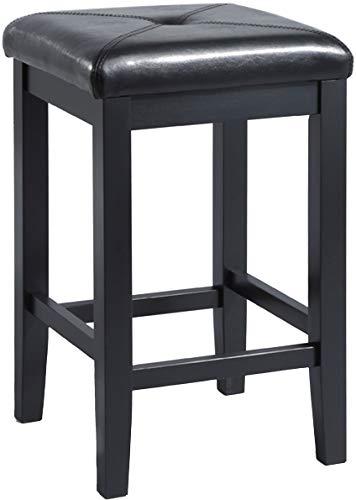 Amazon Com Crosley Furniture Cf500524 Bk Upholstered