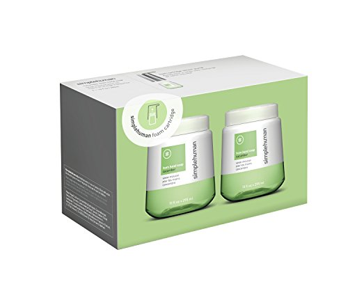 ater Foam Hand Soap (Cucumber Foam, 2 pack) ()