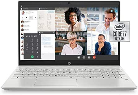 HP Pavilion 15-inch Laptop | Intel Core i7, 16 GB RAM, 512 GB SSD Storage