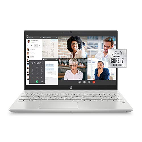 Image of HP 15-cs3019nr Pavilion 15.6-Inch Laptop, Intel Core i7 (Mineral