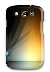Cute Tpu DPatrick Aurora Vista Colors Case Cover For Galaxy S3