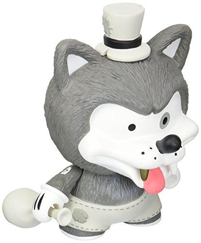 "Kidrobot Willy The Wolf 7"" Vinyl Figure by Shiffa from Kidrobot"