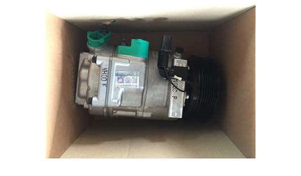 A/C 9770126010 - Compresor de Aire para Santa FE 2.0 CRDI 2.7 2000-2005: Amazon.es: Electrónica