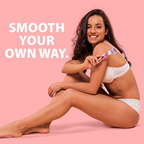 LetsShave Evior 6 Body Hair Removal Razor for Women