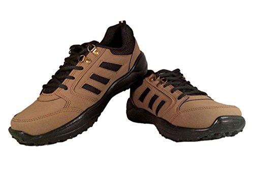 Deal Especial - Chaussure De Sport Pour Homme Unisexe Fille Adulte, Marron (marron), 40 Eu