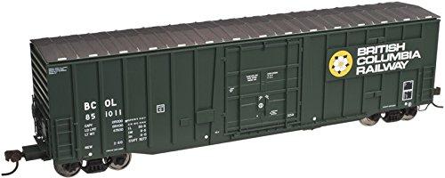 (Atlas ATL20002674 HO NSC 50' Plug Door Box, BCR #851014 )