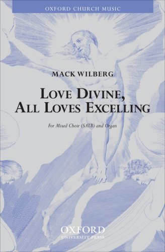 Love divine, all loves excelling: Vocal score