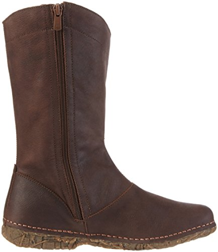 El Naturalista Women's N916 Pleasant Brown/Angkor Cowboy Boots Brown (Brown N12) buy cheap affordable discount footaction low price fee shipping online 4XfJQ0mIc