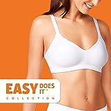 Warner's Women's Easy Does It No Bulge Wire-free