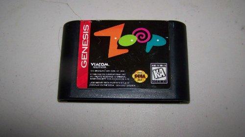 Zoop-Sega Genesis-Video Game