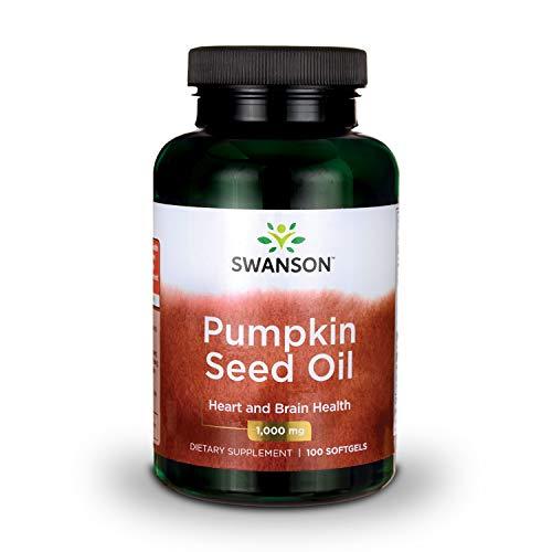 Swanson Pumpkin Seed Oil