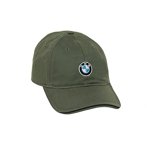 BMW Recycled Brushed Twill Cap - ()