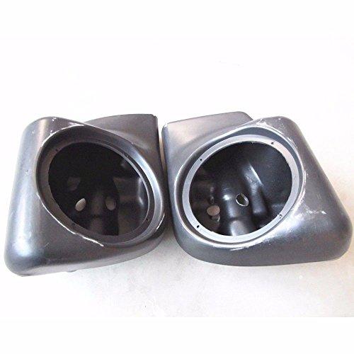 Ego Speaker - New Speaker Pods For Harley Davidson Touring Pack Batwing Fairing 96-13