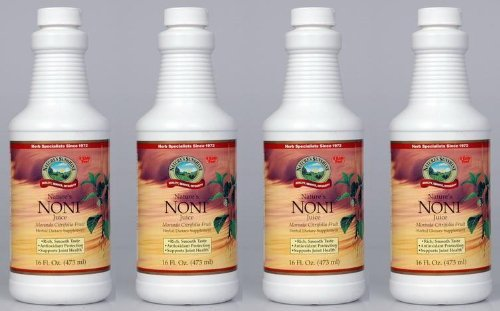 Naturessunshine Nature's Noni Supports Joint Health 16 fl. oz (Pack of 4) by Nature's Sunshine