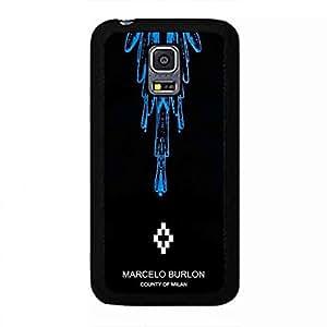 Marcelo Burlon Funda, Magic Pattern Funda For Samsung Galaxy S5Mini