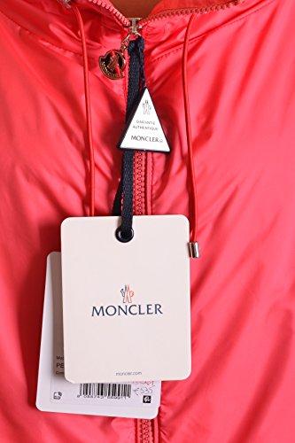 Moncler Mujer MCBI212031O Rosa Poliamida Cazadora