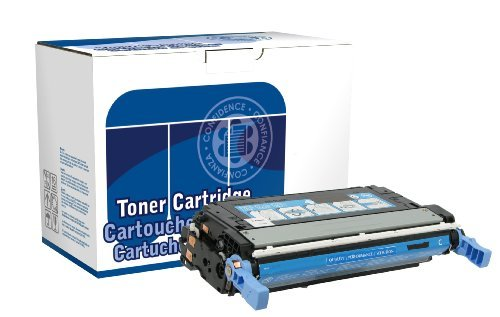 (Dataproducts DPC4700C Remanufactured Toner Cartridge Replacement for HP Q5951A (Cyan) by Dataproducts)
