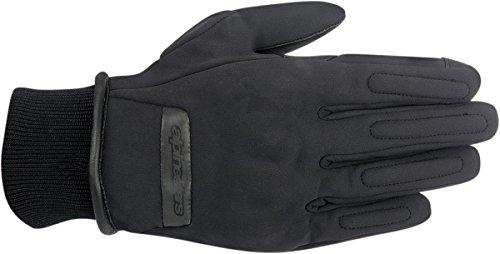 Alpinestars C-1 Windstopper Gloves (SMALL) (BLACK)