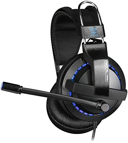 [해외]E-Blue EHS951BKAA-IY Cobra Pro Gaming Headset Black / E-Blue EHS951BKAA-IY Cobra Pro Gaming Headset Black