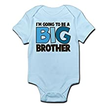 CafePress - I'm Going To Be A Big Brother T-Shirt Infant Bodys - Infant Bodysuit