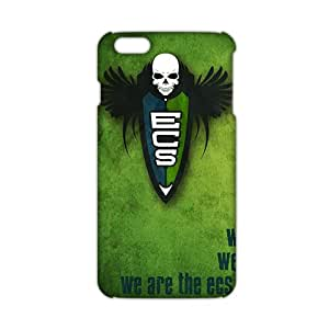 2015 Ultra Thin sounders fc background 3D Phone Case for iPhone 6 Plus