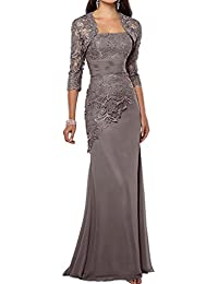 Elegant Evening Gowns with Jacket
