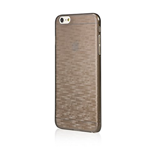 blingmything AYANO Mosaic Collection Cappuccino Étui de protection pour Apple iPhone 6Plus Marron